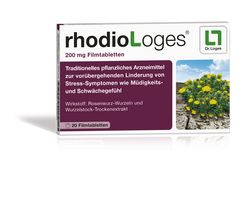 RHODIOLOGES 200 mg Filmtabletten