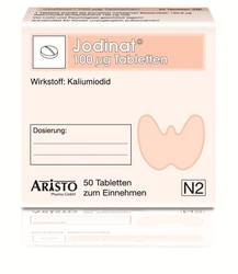 JODINAT 100 µg Tabletten